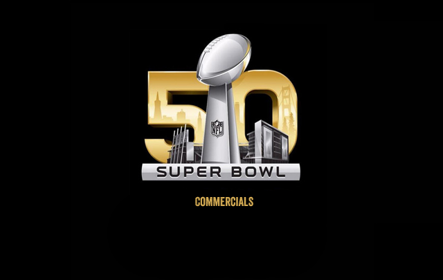 Super Bowl 50 Commercials