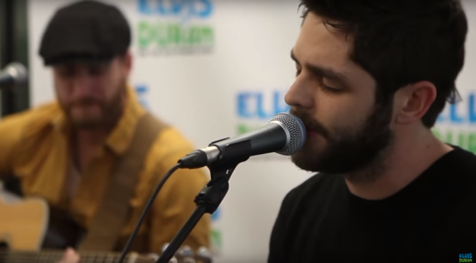 Billboard Top 5: Covered Thomas Rhett Covers Justin Bieber