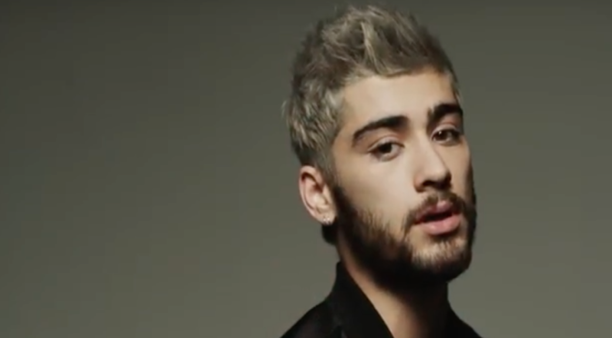 "Billboard Top 5: Covered Zayn ""Pillowtalk"""