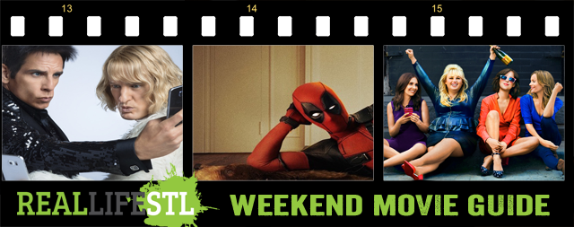 Zoolander 2, Deadpool and How To Be Single