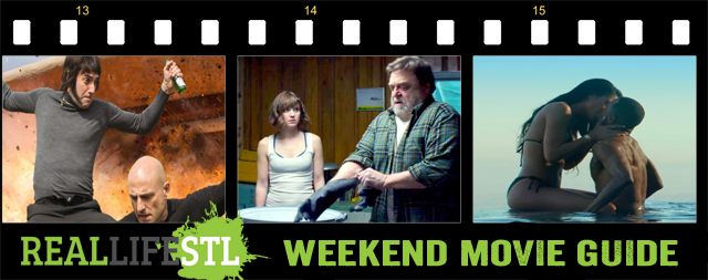 10 Cloverfield Lane and Brothers Grimsby open in miovie theaters this weekend.
