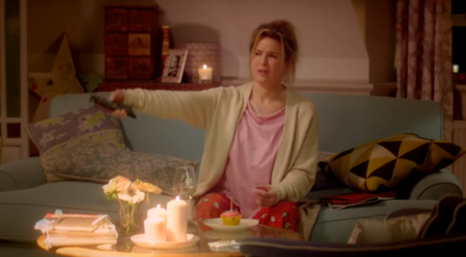 Bridget Jones's Baby Trailer Debuts
