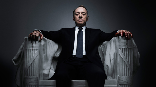 Stream House of Cards on Netflix