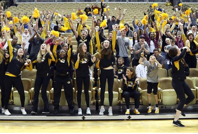 Mizzou women's basketball