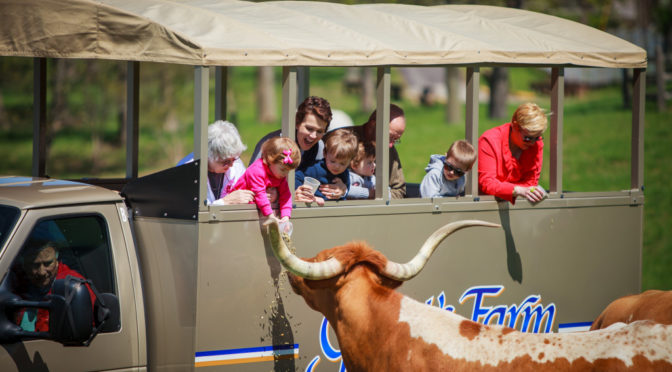 Grant's Farm Opens For 2016 Season On April 16