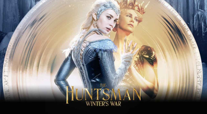 Huntsman: Winter's War & Hologram for the King Open In Theaters