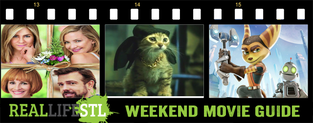 Keanu, Mother's Day and Ratchet & Clank open in movie theaters this weekend.