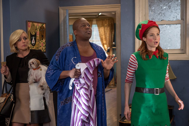 Season 2 of Unbreakable Kimmy Schmidt premieres April 15 on Netflix.