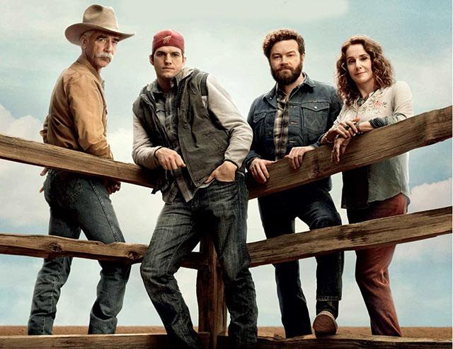 Netflix's The Ranch stars Ashton Kutcher