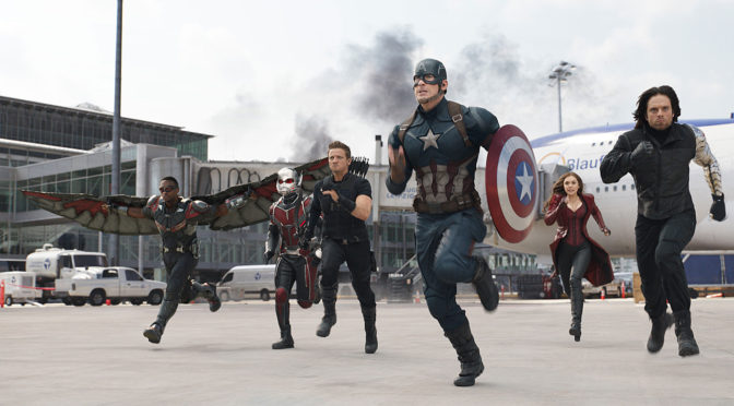 Captain America: Civil War Opens This Weekend