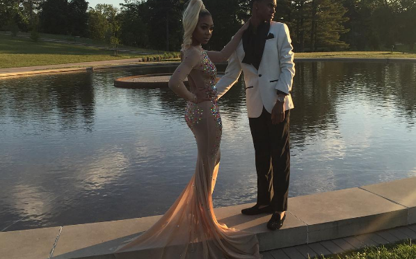 St. Louis Woman's Beyoncé Prom Dress Is Breaking The Internet