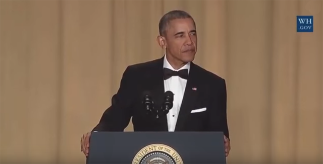 President Obama's 2016 White House Correspondents' Dinner Speech