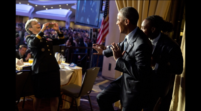 President Obama Gives Final White House Correspondents' Dinner Speech