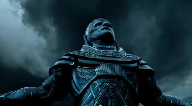 X-Men: Apocalypse & Alice Through The Looking Glass Hit Theaters