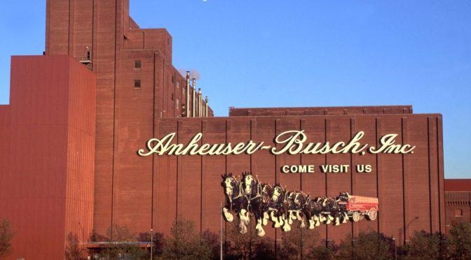 Celebrate Father's Day 2016 at the Anheuser-Busch Biergarten