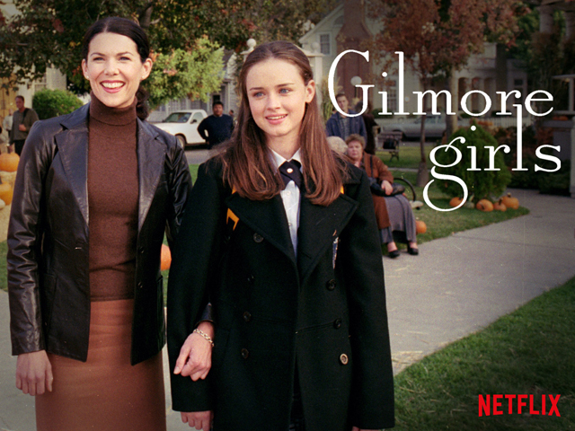 gilmore girls now on netflix stream every episode today. Black Bedroom Furniture Sets. Home Design Ideas
