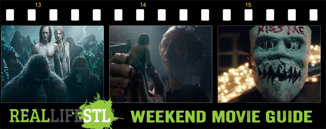 The BFG, The Purge: Election Year and The Legend of Tarzan