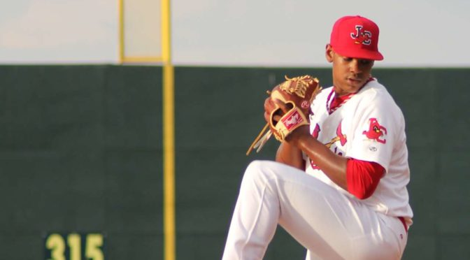 Alex Reyes Shines In MLB Futures Game