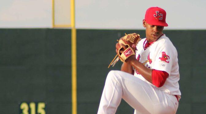 Alex Reyes Shines In MLB Futures Game