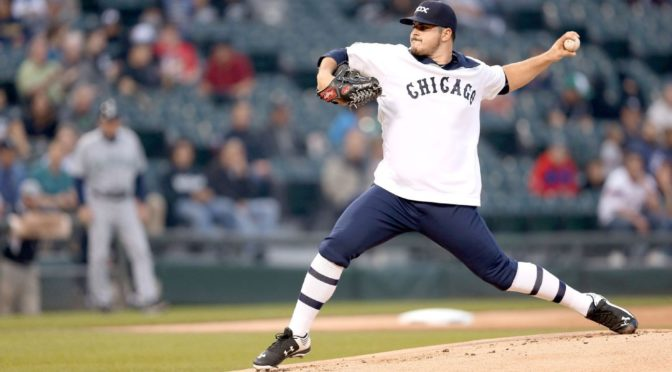 Chris Sale Took A Stand For Athletes Against Ridiculous Jerseys