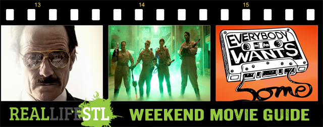 Ghostbusters and The Infiltrator - Weekend Movie Guide