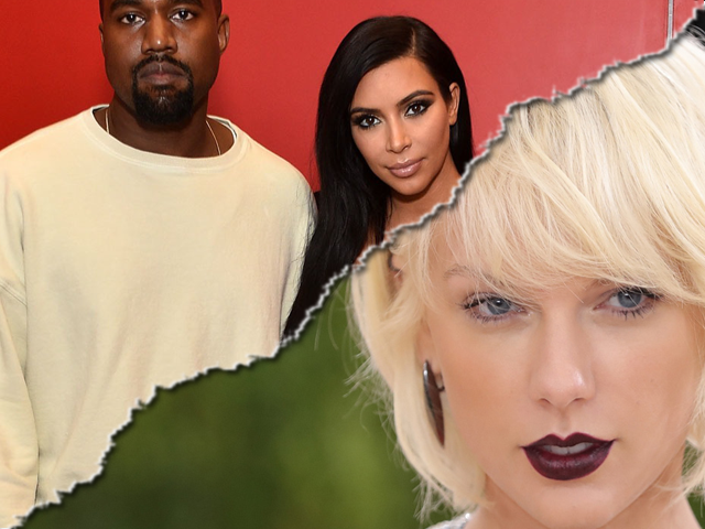 Kanye West/Kim Kardashian - Taylor Swift feud escalates