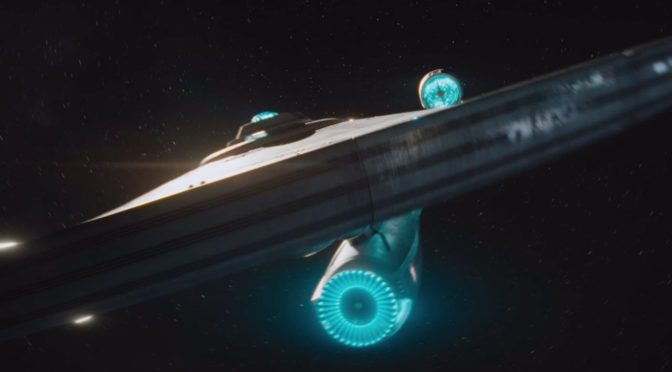 Star Trek Beyond In Movie Theaters This Weekend