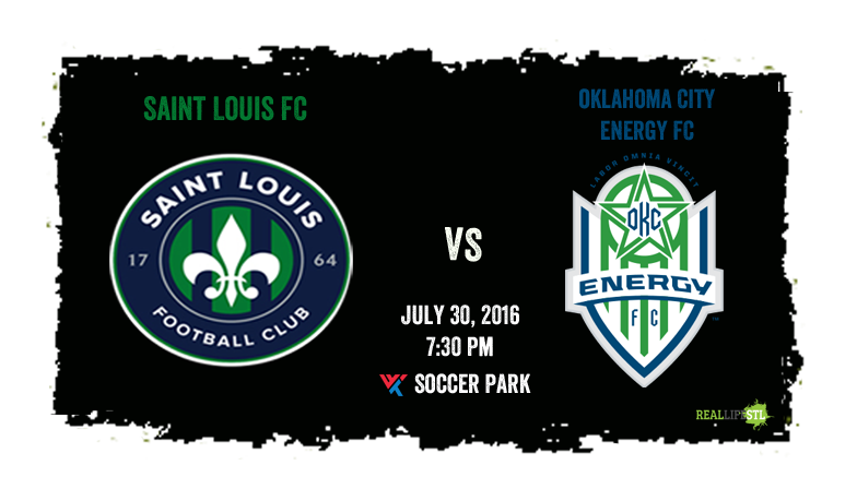 Saint Louis FC vs Oklahoma City Energy FC