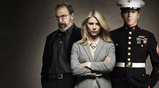 Homeland Now Streaming On Hulu