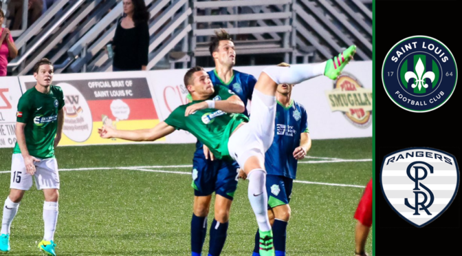 Saint Louis FC Takes On Swope Park In Midweek Clash