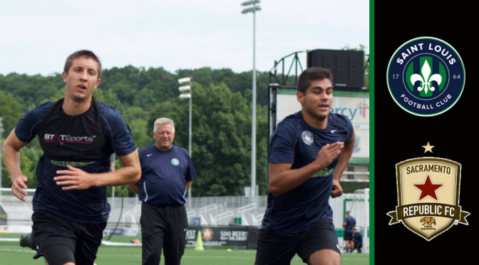 Saint Louis FC Welcomes Sacramento Republic FC This Weekend