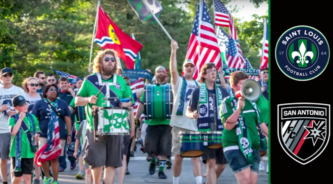 Saint Louis FC At Home This Saturday To Take On San Antonio FC