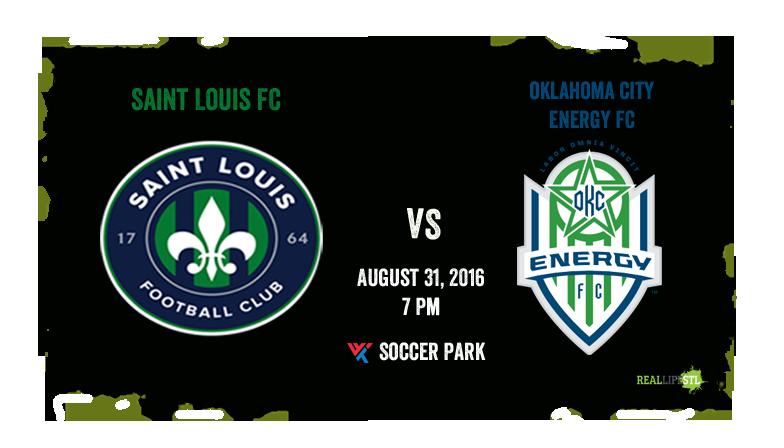 Saint Louis FC vs Oklahoma City Energy FC