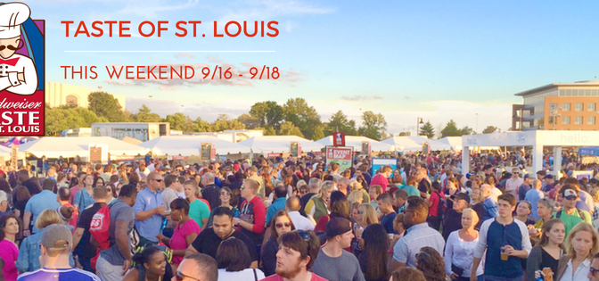 STL Weekend Events: September 15-18