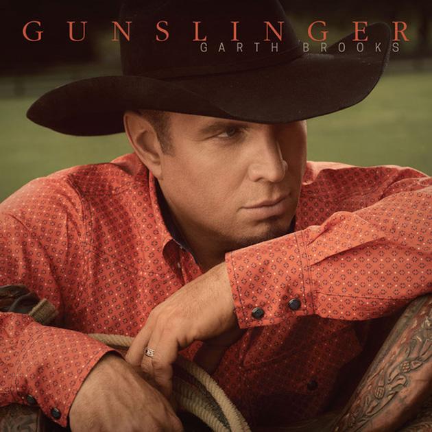 Garth Brooks Gunslinger cover