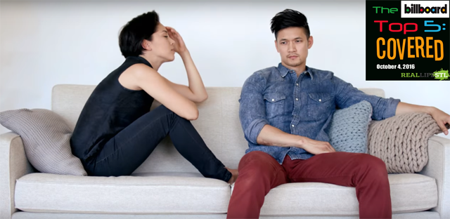 "Kina Grannis and Harry Shum Jr. cover ""Closer"" by The Chainsmokers"
