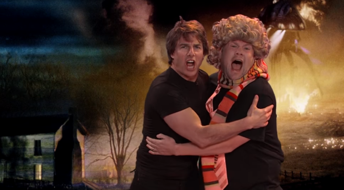 Tom Cruise Acts Out His Film Career with James Corden