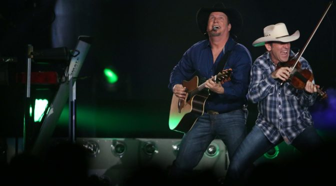 Garth Brooks Is Now Streaming On Amazon Music Unlimited