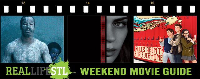 Girl on the Train, The Birth of A Nation and Middle School: The Worst Years of My Life open in movies theaters around St. Louis this weekend.