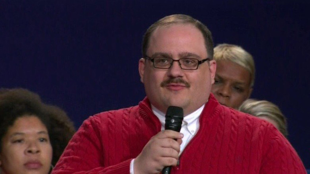 Granite City, Illinois native Ken Bone was selected as one of the undecided voters to ask a question of candidates Hillary Clinton and Donald Trump at last night's Presidential debate.