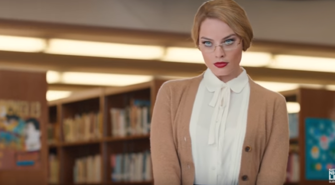 You Don't Want To Mess With Librarian Margot Robbie On SNL