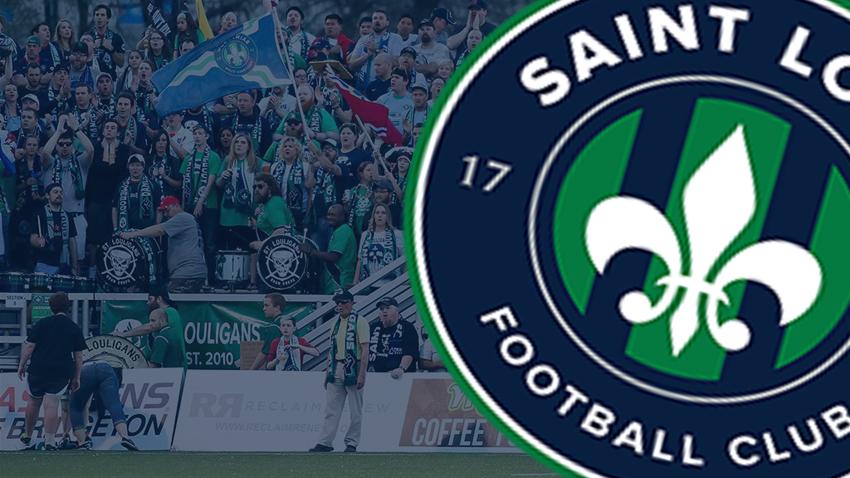 Saint Louis FC Opens 2017 Season In Louisville Saturday