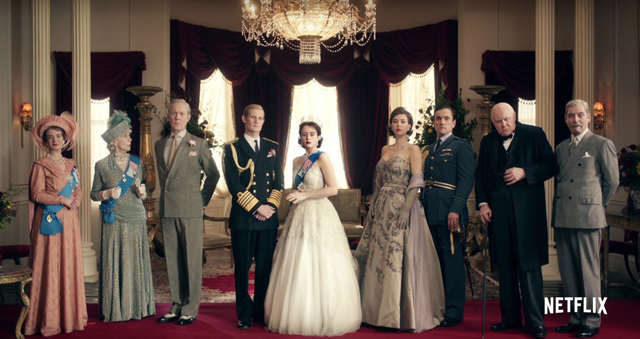 The Crown is now streaming on Netflix. watch all 10 episodes of the first season.
