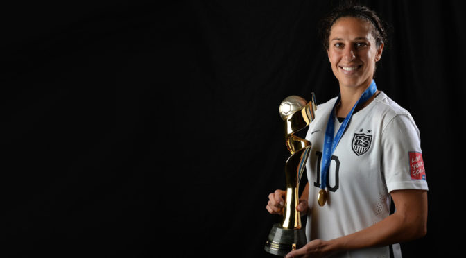 U.S. Women's National Team Takes Equality Fight To 60 Minutes