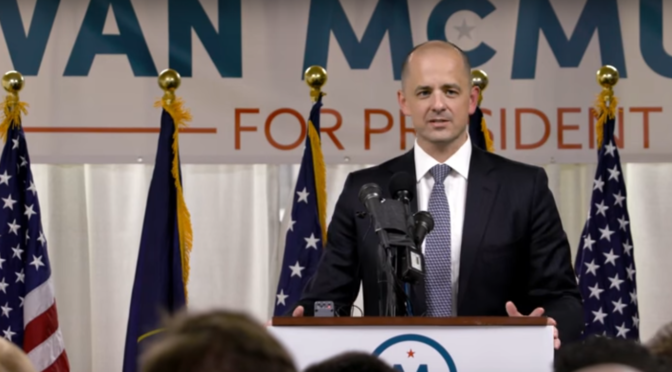 Who Is Evan McMullin? Can I Vote For Him In Missouri?
