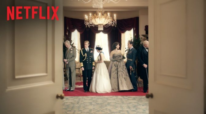 Netflix Looks At The Life Of Queen Elizabeth II in The Crown