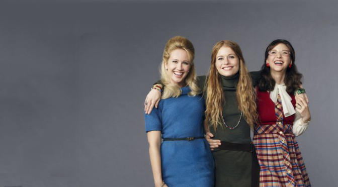 Good Girls Revolt Creator Speaks Out After Cancellation