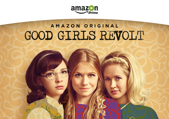 Good Girls Revolt cancelled by Amazon