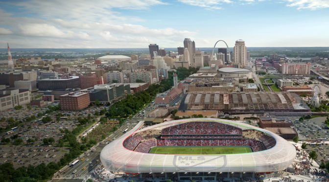 St. Louis MLS Stadium Could Host Football, Boxing, Concerts & UFC As Well