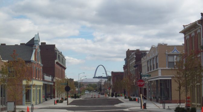 St. Louis To Receive $30 Million HUD Choice Neighborhoods Grant